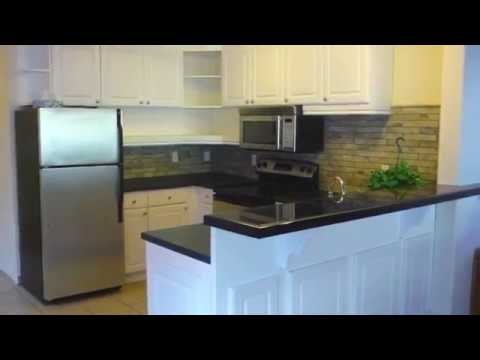 how to paint a faux tile backsplash with instructions