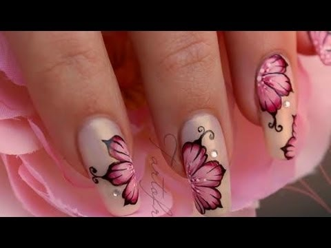 Hot New Nail Trend Tutorial Nails Trends Video