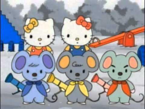 Helo Kiti I Hello Kitty - Zemlja boja - sinhronizovano