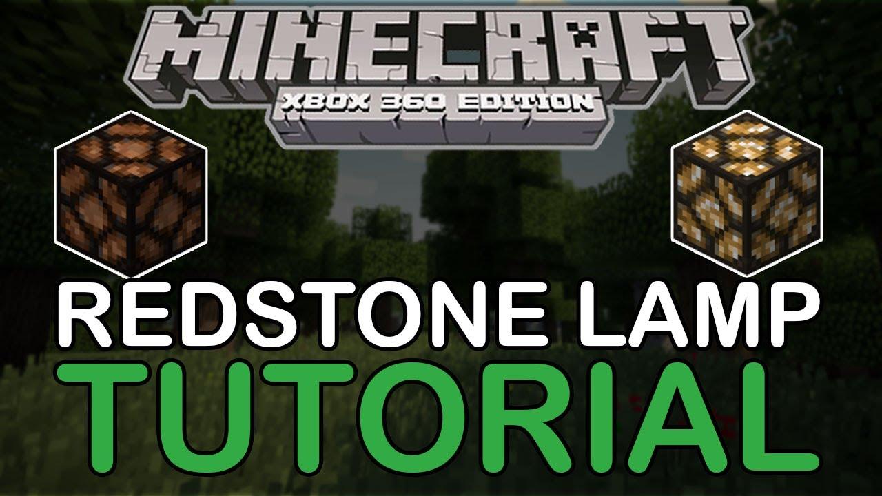 minecraft redstone lamp tutorial lighting systems Minecraft Redstone Redstone Switch Wiring