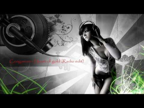 Congaman - Heart of gold (Radio edit)