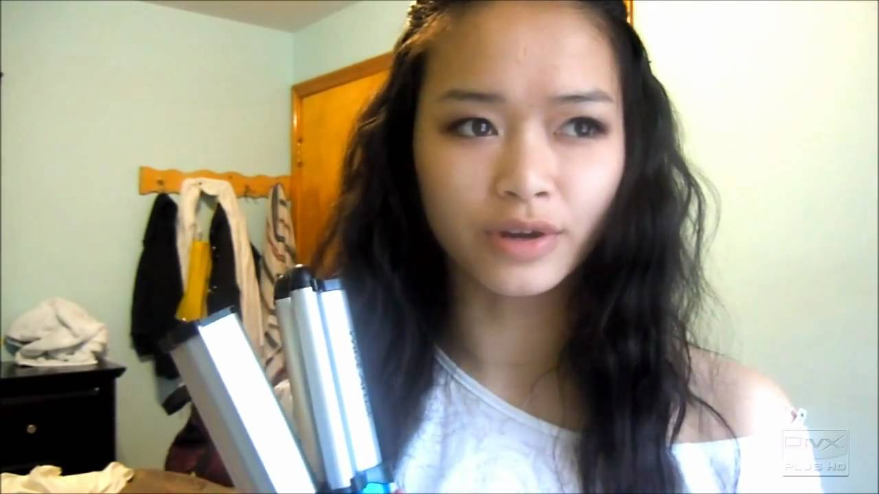 Product Review: Bed Head Wave Artist (Deep Waver) - YouTube