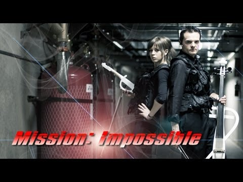 Lindsay Stirling, Piano Guys - Mission Impossible