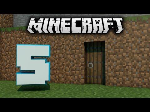 Hướng Dẫn - 5 Cách Giấu Nhà Trong Minecraft