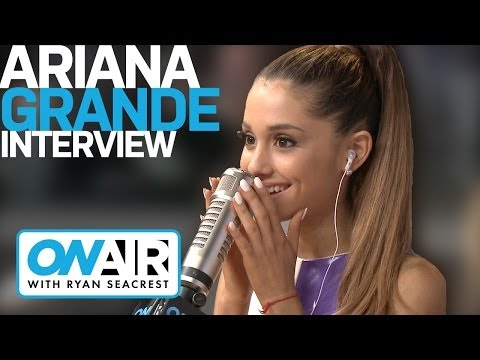 "Ariana Grande Premieres ""Problem"" 