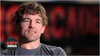 Ben Askren opens up about Dana White beef, MMA journey and trade to UFC [FULL Interview]   ESPN MMA