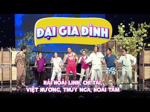 Hài Kịch Đại Gia Đình - Hoài Linh & Chí Tài in PBN VIP 109