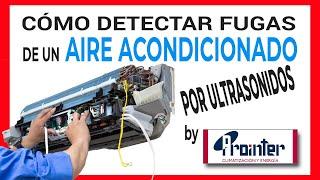 Deteccion De Fuga De Refrigerante Por Ultrasonido