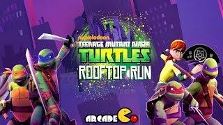 Teenage Mutant Ninja Turtles: Rooftop Run Michelangelo