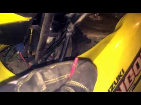 Warn ATV mini-rocker winch switch