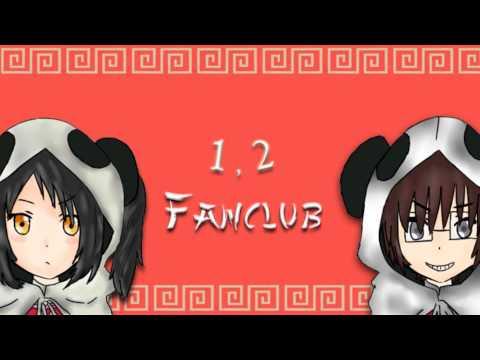 Kaai Yuki & Hiyama Kiyoteru「1,2 Fanclub」Vocaloid Cover