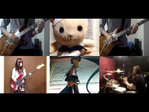 [HD]Sword Art Online II OP [IGNITE] Band cover