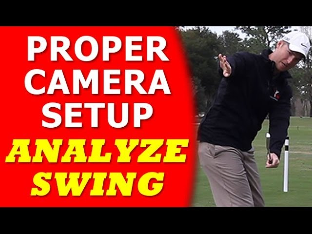 How To Setup Camera to Analyze Your Golf Swing (Golf's #1 Lag Instructor Clay Ballard)