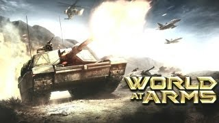 World At Arms Wage War For Your Nation! Universal HD