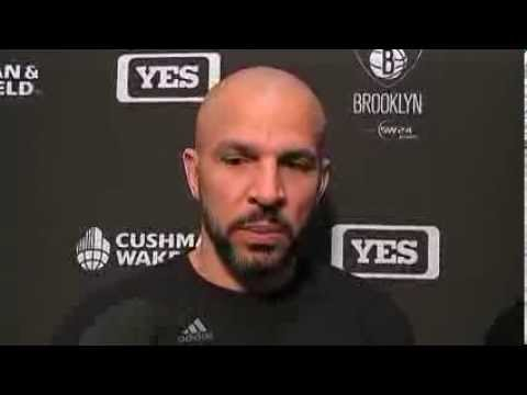 Jason Kidd on Brooklyn Nets facing Raptors