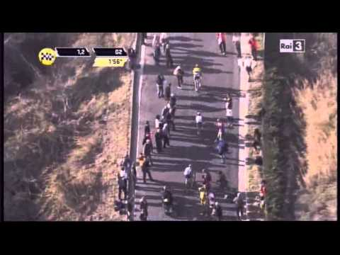tirreno - adriatico 2014 - 5 tappa - highlights