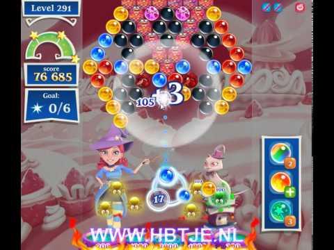 Bubble Witch Saga 2 level 291