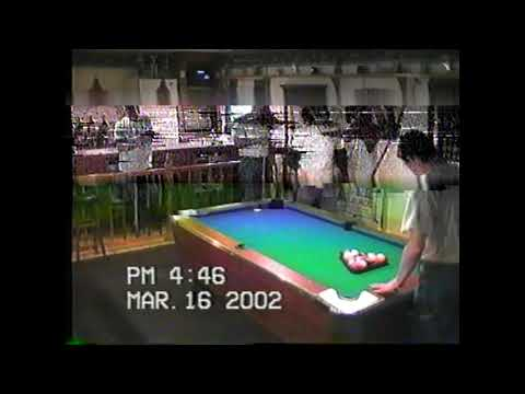 N. T. Pool Tournament part three 3-16-02