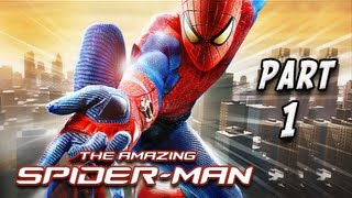 The Amazing Spider-Man Walkthrough Part 1 [Chapter 1