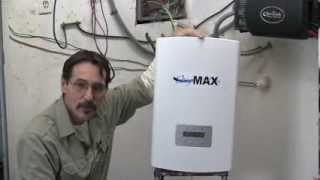 Wind Turbine Grid Tie Inverter , How To Install By