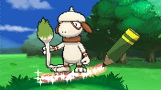 Pokemon X And Y How To Get Any Move On Smeargle