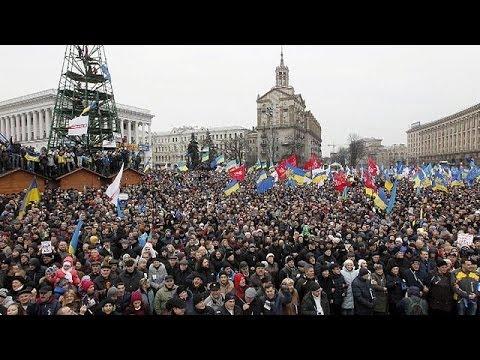 image محتجون يواصلون محاصرة مقر الحكومة