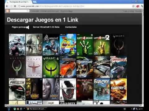 descargar juegos 1 link megashare