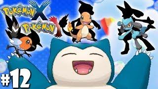 Pokemon X And Y Dual Gameplay Walkthrough: Evolution Egg