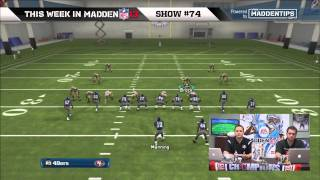 Game | Madden 13 Tips Slide Protection | Madden 13 Tips Slide Protection