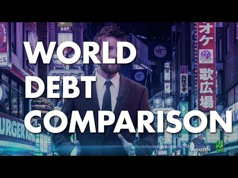 Jazz's Journey: Global Debt around the Globe