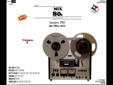 Disco Mix 80 .2015 Vol 2. (DJ.Juanfran)