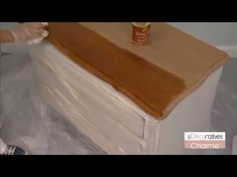 Peinture les d coratives charme sur youtube - Www les decoratives com ...