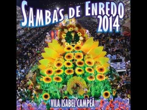 06 - Samba Enredo Acadêmicos do Grande Rio - Carnaval 2014