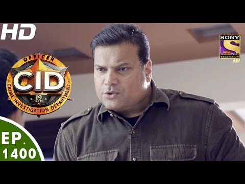 CID - सी आई डी - Kaanch Ke Paar -  Episode 1400 - 8th January, 2017