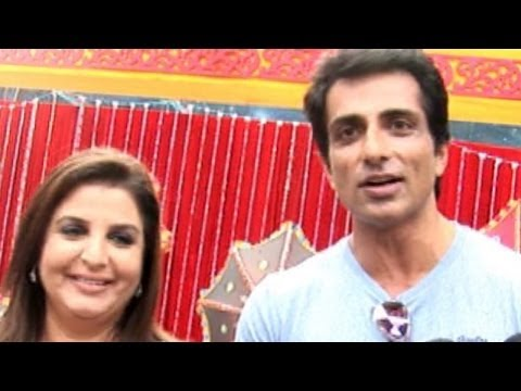 Sonu Sood Says All Thanks To Farah Khan