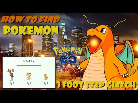 POKEMON GO 3 STEP GLITCH!