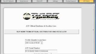 How To Activate Your ATF Network
