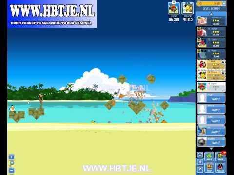 Angry Birds Friends Tournament Level 3 Week 66 (tournament 3) no power-ups