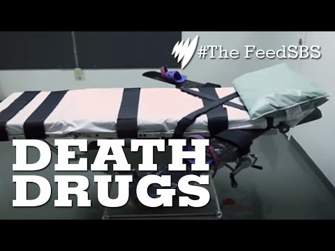 Death drugs - Is this the end of lethal injection? (The Feed)