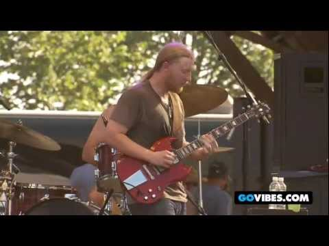 "Tedeschi Trucks Band Perofrms ""Learn To Live Together"" at Gathering of the Vibes 2011"