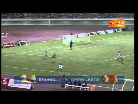 HBT 2012 - Brunei Vs Timor Leste