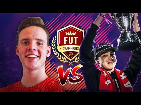 FIFA 18 - TwinsFifaHD vs DhTekKz (FUT World Champion) #1
