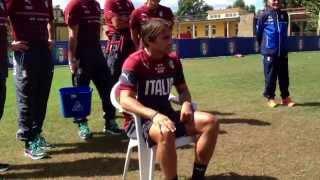 Antonio Conte Ice Bucket Challenge
