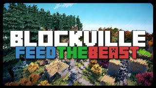 Blockville FTB: BEE COMMAND CENTER! (S3E10)