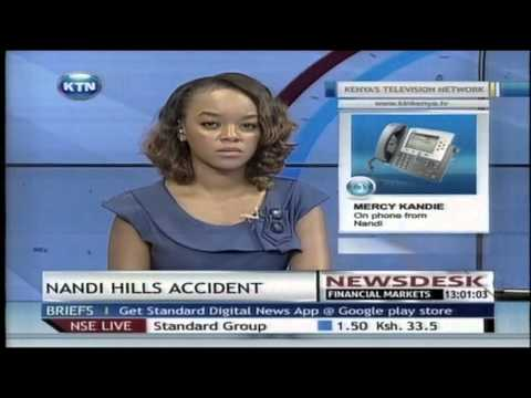 15 die as matatu plunges into valley at Nandi Hills