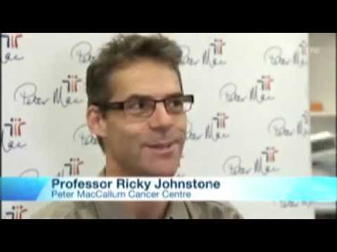 Professor Ricky Johnstone on World News Australia, 9 May 2014