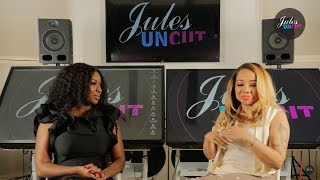Ti and Tiny: Tiny Speaks Out On Her Current Relationship With Ti on Jules Uncut   Episode 7