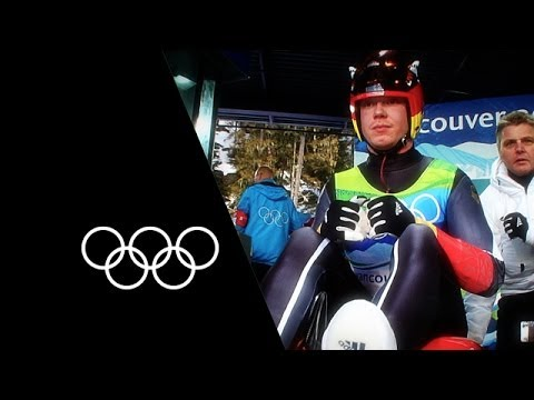 Felix Loch Makes History In Vancouver - Youngest Luge Singles Champion | Olympic Records