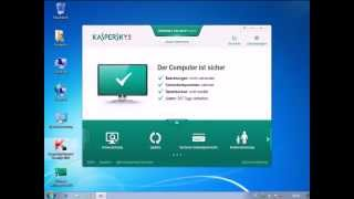 Kaspersky Internet Security 2013 Installation / Update