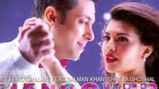 Hangover Song With Lyrics Kick Salman Khan, Jacqueline